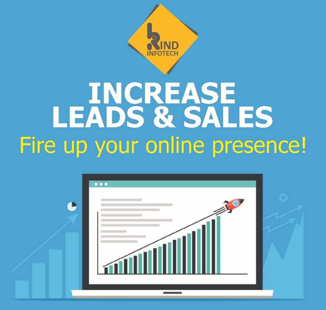 increase your online presence