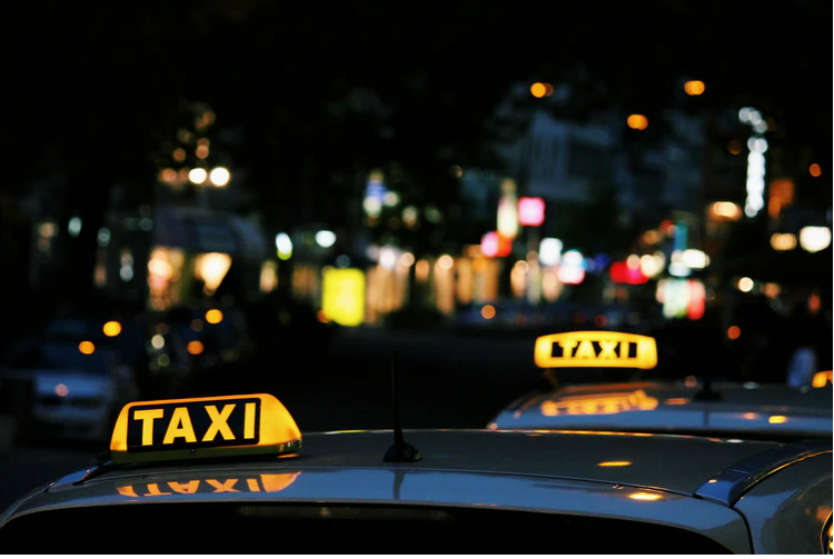 start a business on taxi booking app