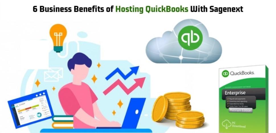 Hosting Quickbook software with SageNext