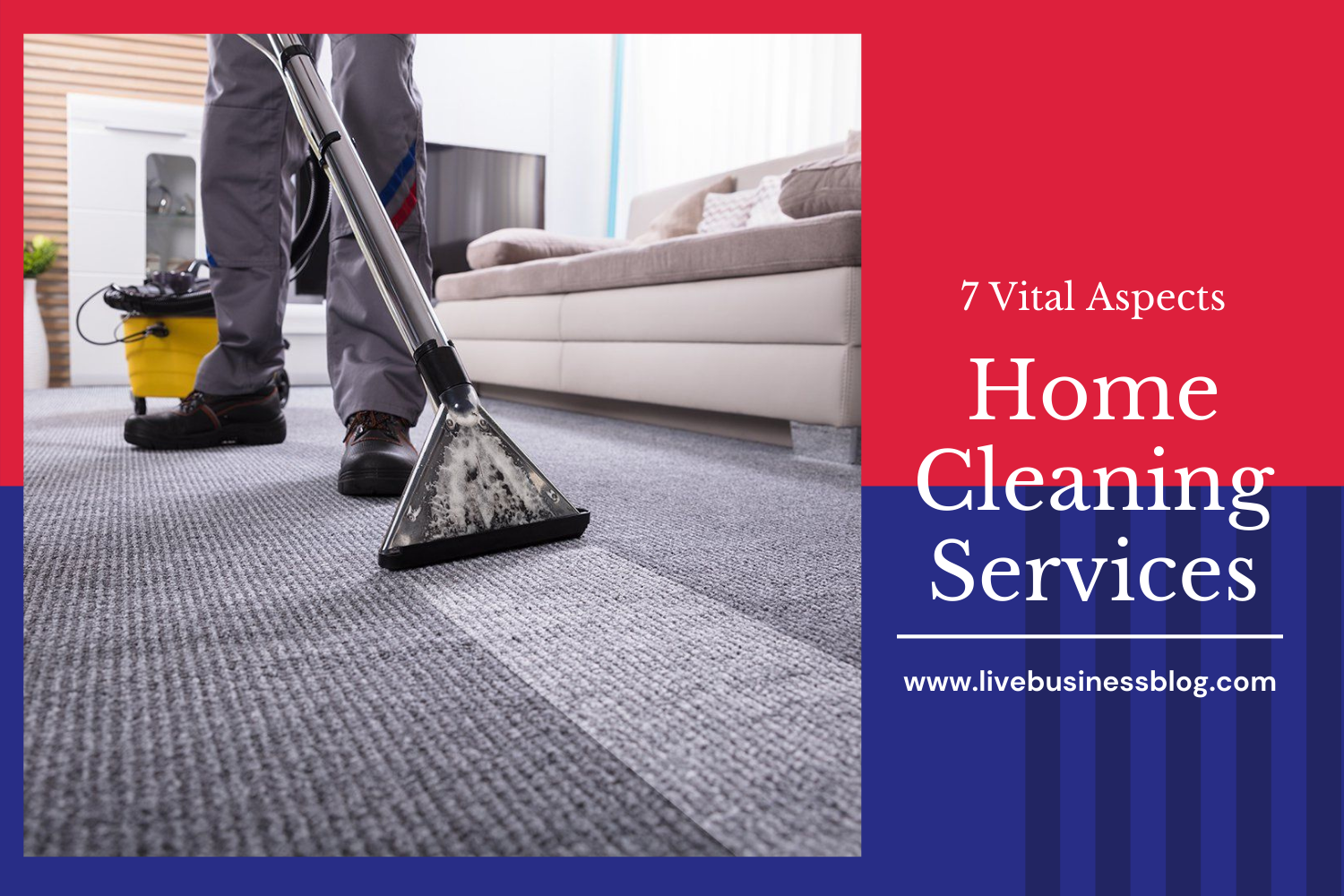 7 Vital Aspects the best Home Cleaning Services should cover