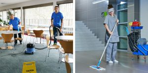 What Types of Cleaning Services are available