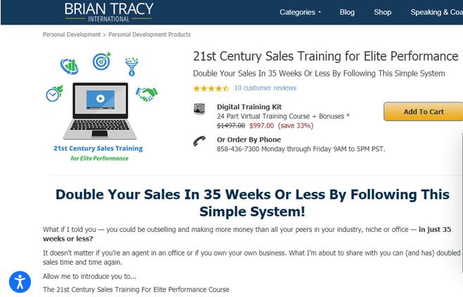 21 Century Sales