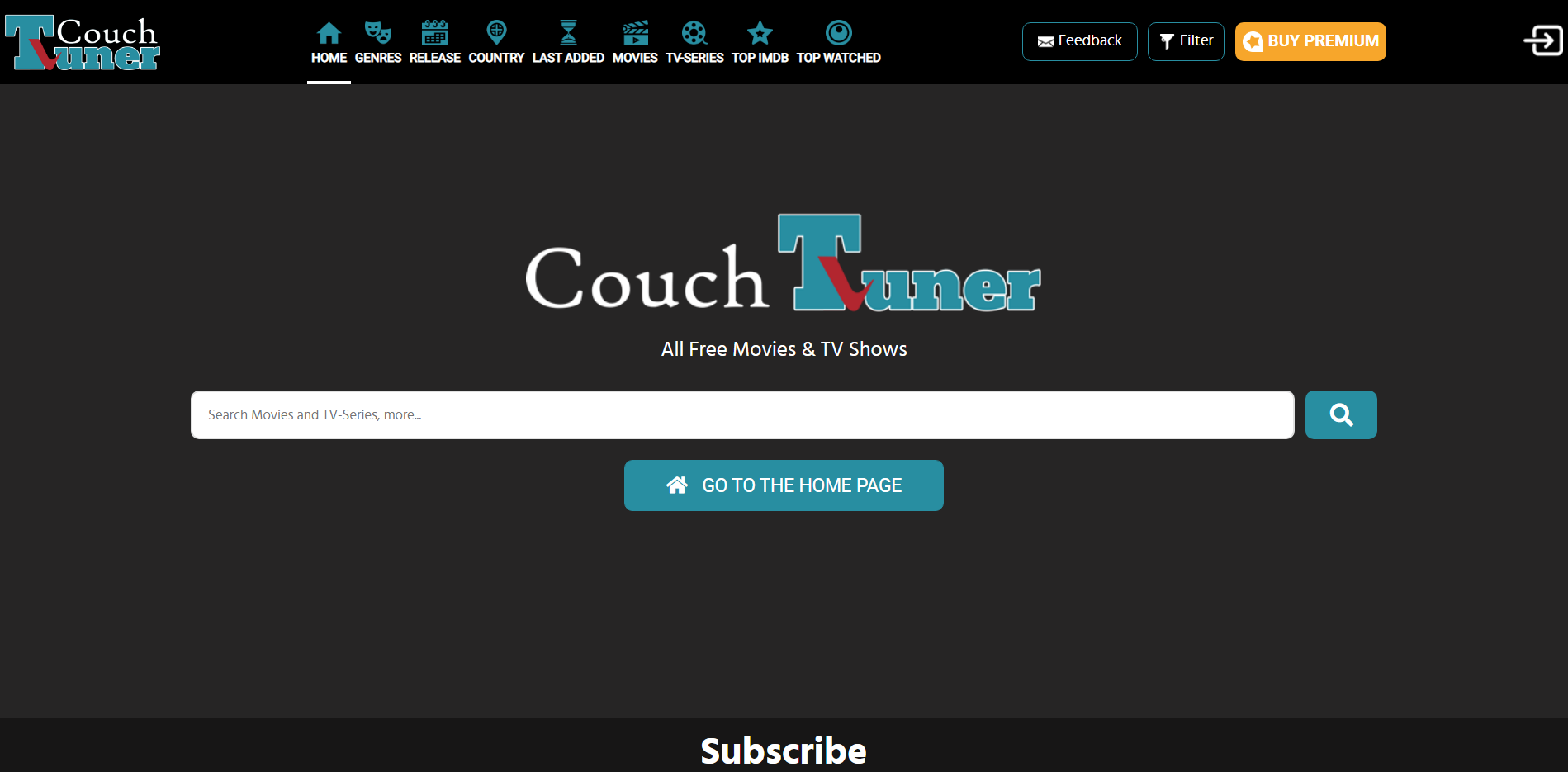 Couch Turner