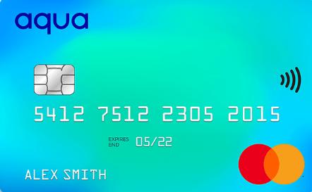 Features of Aqua cards