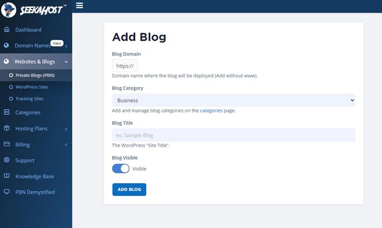 1 Click WordPress installer