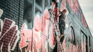 Graffiti And Paint Removal