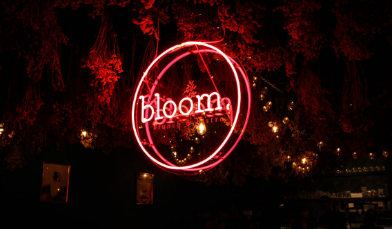 Steps to make neon signs